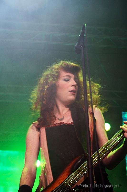 Melissa Auf Der Maur - Festival d'été de Québec 2011