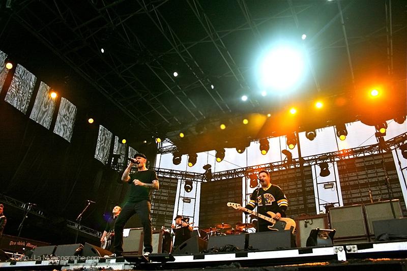 Dropkick Murphys - Festival d'été de Québec 2011