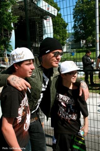 Hollywood Undead Fans - Festival d'été de Québec 2011
