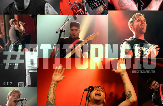 BTturns10BillyTalent